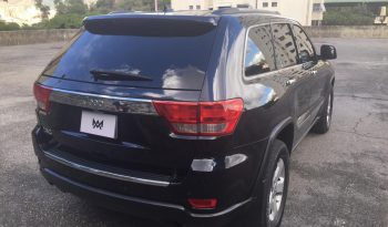 Jeep Grand Cherokee Limited lleno